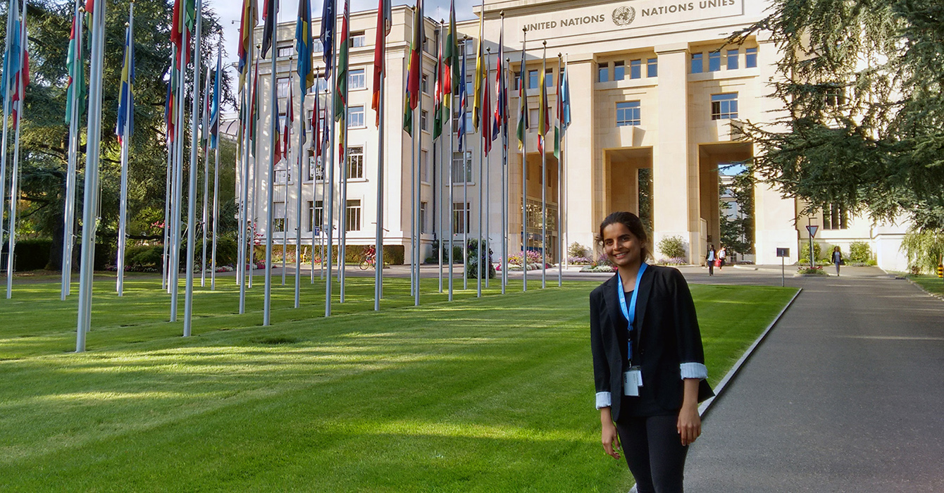 PhD student chosen for UNWTO Fellowship an Ohio State first