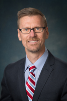 Scott Herness, Interim Vice Provost for Graduate Studies and Interim Dean of the Graduate School